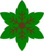 christmas tree peppermint star