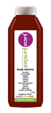 juice junkies body electric
