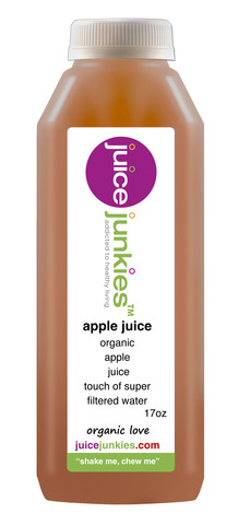 juice junkies apple juice