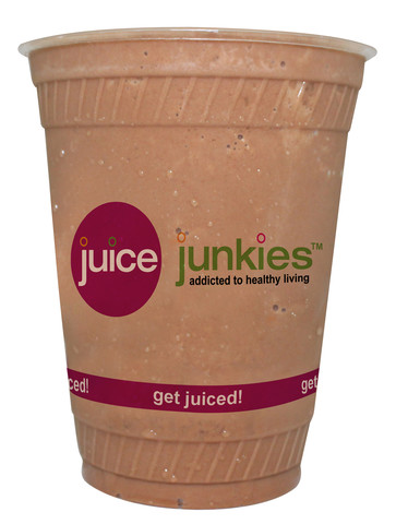 good vibrations super food smoothie at juice junkies