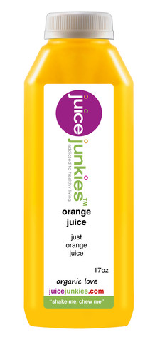juice junkies orange juice