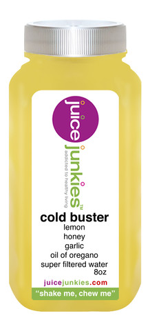 juice junkies cold buster