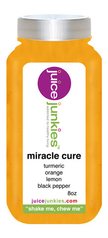juice junkies miracle cure