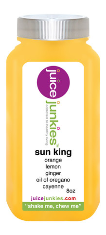 juice junkies sun king