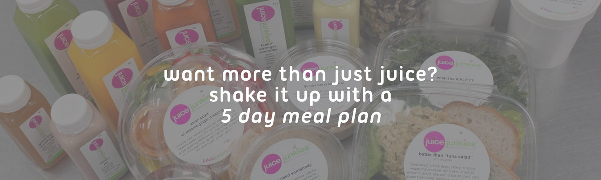 Juice Junkies Food Plans