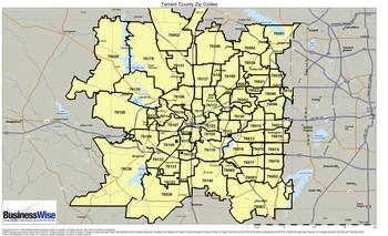 Tarrant County Property